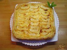 [Receta TH] Hojaldre de manzana y mascarpone Festive, Pie, Cooking, Desserts, Food, Microwaves, Sweet Desserts, Cookies, Meals