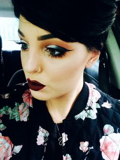 I love this look from @Sephora's #TheBeautyBoard http://gallery.sephora.com/photo/fall-look-11931