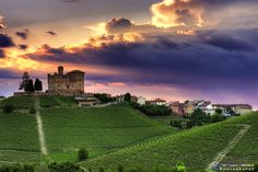The land of wines - Grinzane Cavour - UNESCO Site by Pier Giorgio Franco on 500px