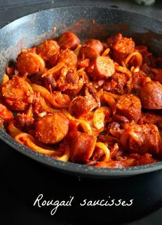 rougail saucisse  Plus de découvertes sur Le Blog des Tendances.fr #tendance #food #blogueur