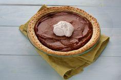 Vegan Pumpkin Pie With Coconut Cream