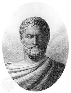 Fue el iniciador de la Escuela de Mileto a la que pertenecieron también Anaximandro (su discípulo) y Anaxímenes (discípulo del anterior). En la antigüedad se le consideraba uno de los Siete Sabios de Grecia. No se conserva ningún texto suyo y es probable que no dejara ningún escrito a su muerte. Desde el siglo V a.n.e. se le atribuyen importantes aportaciones en el terreno de la filosofía, la matemática, la astronomía, la física, etc,así como un activo papel como legislador en su ciudad…