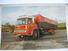 Bedford 13 cwt Tractor