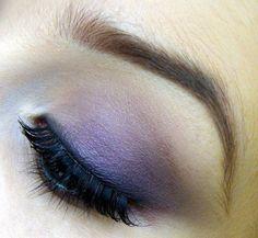 Prom/Debs Makeup Look: Purple Dress, Don't Stress!