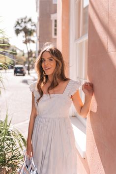 One Of My Favorite Pregnancy Friendly Maxi Dresses - Gal Meets Glam Maternity Dresses, Maternity Fashion, Maxi Dresses, Summer Dresses, Pregnancy Fashion, Pregnancy Wardrobe, Pregnancy Dress, Pregnancy Style, Pregnancy Outfits