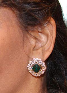 'Niyala' adds dazzle to your look!   teclassicfuture.com You Look, Diamond Earrings, Jewelry, Style, Fashion, Swag, Moda, Jewlery, Jewerly