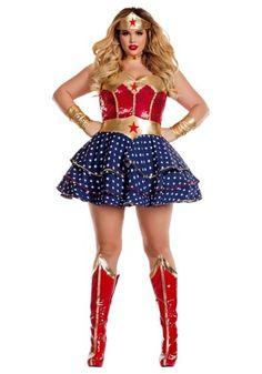 2f364baa345 Wonderful Sweetheart Plus Size Costume for Women 1X 2X 3X 4X
