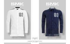 SMK DENIM&Co.: SMK DENIM&Co. | CAMISA *Nº1*SINCE*1991*