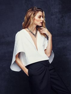 Olivia Palermo's New BaubleBar Collab Is the Gift That Keeps on Giving