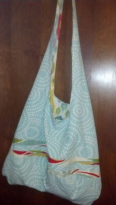 Jamaica Sea Blue Bubble Bag Made in USA by abitofbeach on Etsy, $47.00