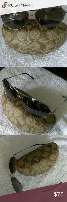 Coach authentic sunglasses HC 7017 L911 Juliana Perfect condition never used Coach Accessories Sunglasses