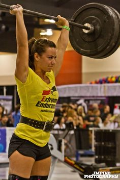 Camille #Crossfit  Crossfit women are hot! www.factumutah.com