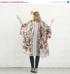 """Easter Sale Kimono By Naftul"""" made to order ."""
