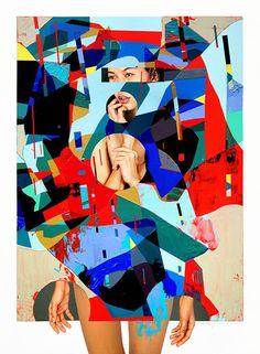 Girls and Colors – Les créations de Erik Jones