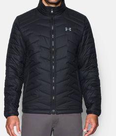 Men's ColdGear® Reactor Jacket, Black , zoomed image