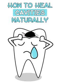 Women's Mag Blog: How to Heal Cavities Naturally