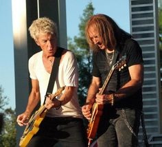 Reo Speedwagon, Concerts, Rock And Roll, Singer, Group, Band, Reading, Music, Vintage