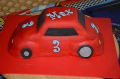 verjaardagstaart voor max