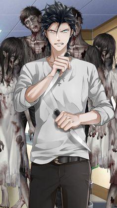 Dark Anime Guys, Hot Anime Boy, Anime Gangster, Anime Love Story, Handsome Anime Guys, Perfect Boy, Anime Fantasy, Anime Comics, Character Art