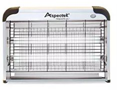 Aspectek Coverage Electronic Indoor Commercial insect and mosquito killer zapper eliminator Mosquito Killer Machine, Electronic Pest Control, Natural Pesticides, Bees And Wasps, Thing 1, Bug Control, Mosquito Control, How To Attract Birds