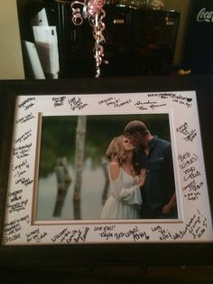 Holly's Wedding Gift