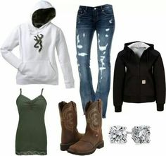 Cute Browning clothes idea