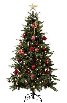 Francfranc 2014CHRISTMAS~クリスマスツリー「PREMIUM RED TREE(Green)」