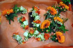 Bright Weddings, Ultra Violet, Wedding Colors, Floral Wreath, Create, Flowers, Sparkler Wedding, Flower Crowns, Color Scheme Wedding