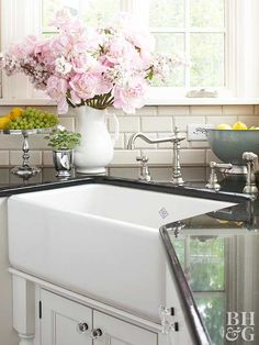 """Have you ever walked into the kitchen and wondered """"What's that smell?"""" Taming odors in the home is a constant battle. Luckily, these 10 smart fixes are guaranteed to banish kitchen odors and keep your home smelling fresh."""