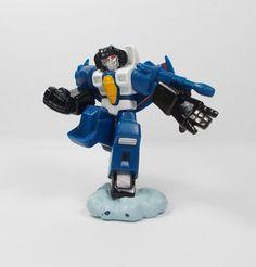 Transformers - Mini Toy Action Figure - Cake Topper - Hasbro 3
