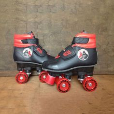 1983 Return Of The Jedi Skates, $120, now featured on Fab.