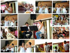 SOCIAIS CULTURAIS E ETC.  BOANERGES GONÇALVES: Almoço ao som de Kika no Jaraguá Indaiatuba