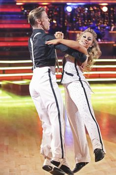 Dancing With The Stars: All-Stars Week 10 Derek and Shawn