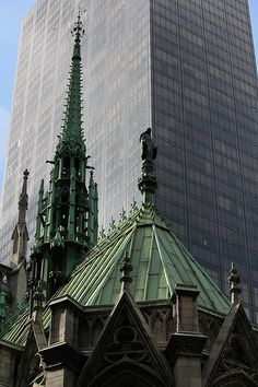 NYC. St. Patrick's Cathedral