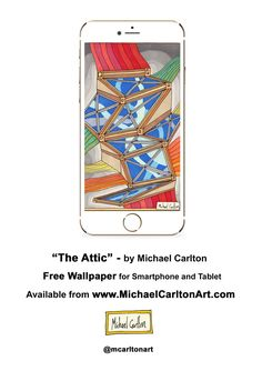"""""""The Attic"""" - Hi-Res Wallpaper for Smartphone and Tablet"""