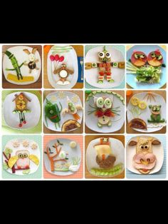 Creative toddler food ideas!
