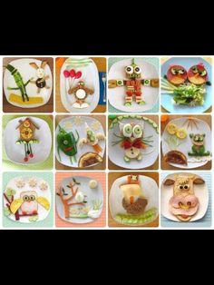 Creative toddler food ideas!