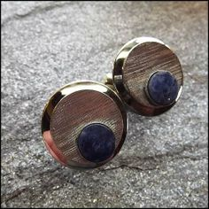 Joseph Vastano Vintage Cufflinks Silver Lapis Orbs 1950s Mens Jewelry http://www.greatvintagejewelry.com/inc/sdetail/joseph-vastano-vintage-cufflinks-silver-lapis-orbs-1950s-mens-jewelry/17498/18666