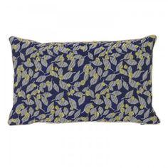 Salon kussen Ferm Living 40x25cm flower blue | Musthaves verzendt gratis