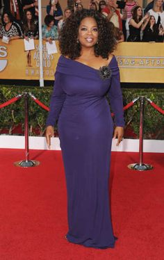 Photo 12 from Oprah Winfrey Bridesmaids And Mother Of The Bride, Mother Of Bride Outfits, Mother Of Groom Dresses, Mothers Dresses, Dinner Gowns, Long Sleeve Evening Dresses, Long Dresses, Fat Women, Party Gowns