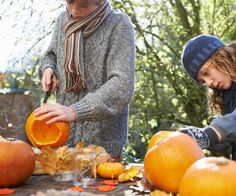 How to Throw a Pumpkin Carving Party - Entertaining.Answers.com