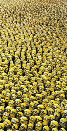 Millions of Minions
