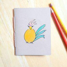 Too many birdies posted the wrong one ahahaha! Happy Saturday, Saturday Night, Night Illustration, Travelers Notebook, Journals, Birds, Artist, Handmade, Diy