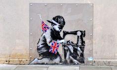 Sul Bansky rubato e messo in asta. I londinesi sono in rivolta per la restituzione dell'opera. ArtsLife appoggia questa battaglia