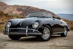 Steve McQueen's 1956 Porsche 356 Speedster | HiConsumption