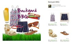 Kick back in BBQ looks that are perfect to wear while eating Veggie Burgers.10 Ways to Be a Compassionate Fashionista with Vegan Friendly Summer Fashions