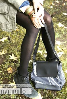 Murmullo handbags  fall winter 2012 collection