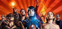Alors que la saison 2 de Legends of Tomorrow est en pleine diffusion aux États-Unis, la CW a annoncé que cette saison sera prolongée de quatre épisodes en plus. Faisant passer la saison à 17 épisodes au total, contre 13 précédemment.  Ce... | ACTUALITÉ | MDCU COMICS