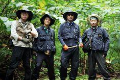 Daiki Suzuki of Engineered Garments + The Nepenthes Crew