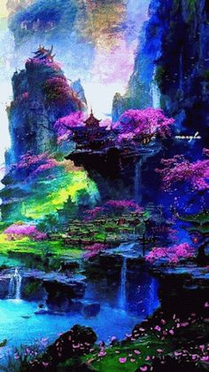 Science Discover New landscape art digital scenery 33 Ideas Beautiful Nature Wallpaper Beautiful Landscapes Beautiful Scenery Beautiful Waterfalls Fantasy Places Fantasy World Fantasy Landscape Landscape Art Landscape Wallpaper Fantasy Art Landscapes, Fantasy Landscape, Fantasy Artwork, Landscape Art, Beautiful Landscapes, Beautiful Nature Wallpaper, Beautiful Gif, Beautiful Scenery, Image Nature